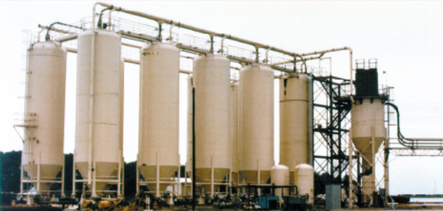 Complete Pneumatic Conveying System