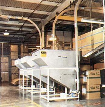 Pneumatic Conveyors