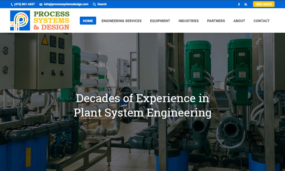 Process Systems & Design, Inc.
