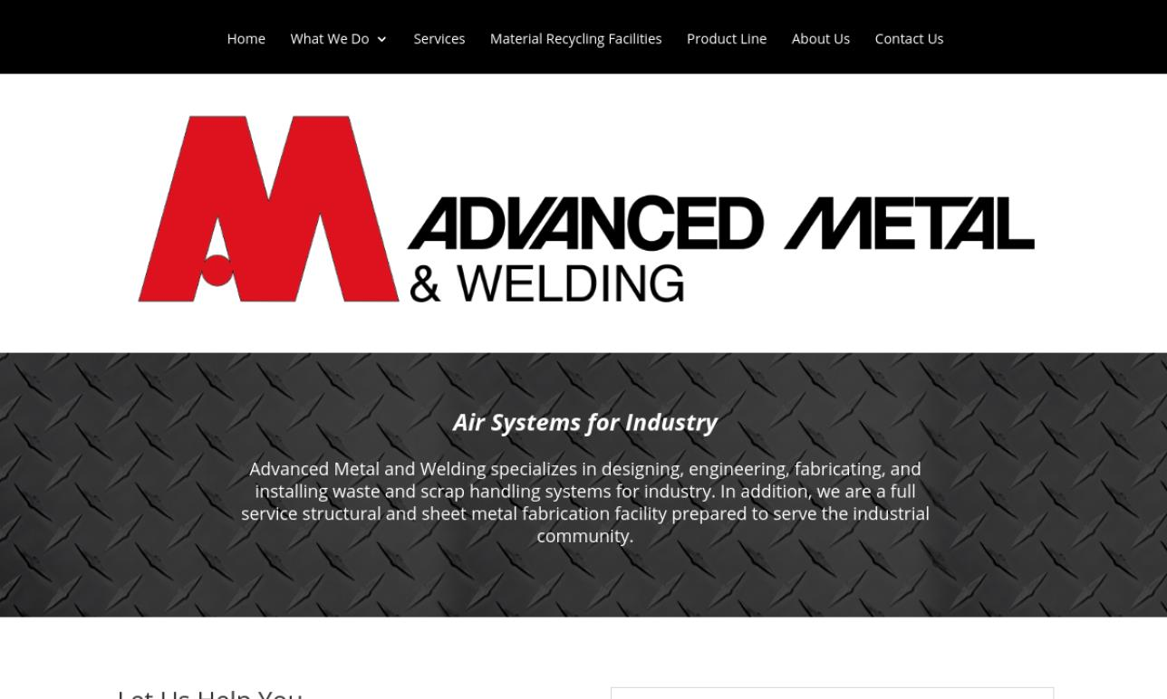 Advanced Metal & Welding
