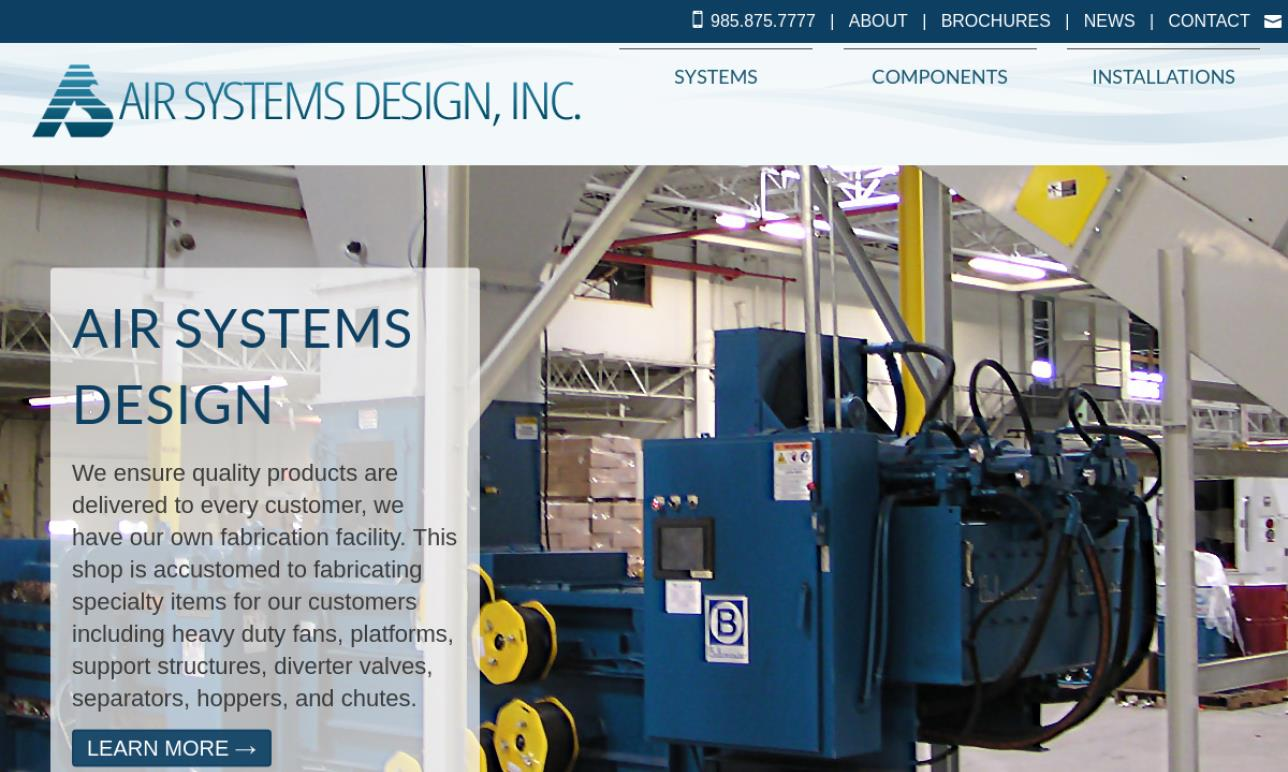 Air Systems Design, Inc.
