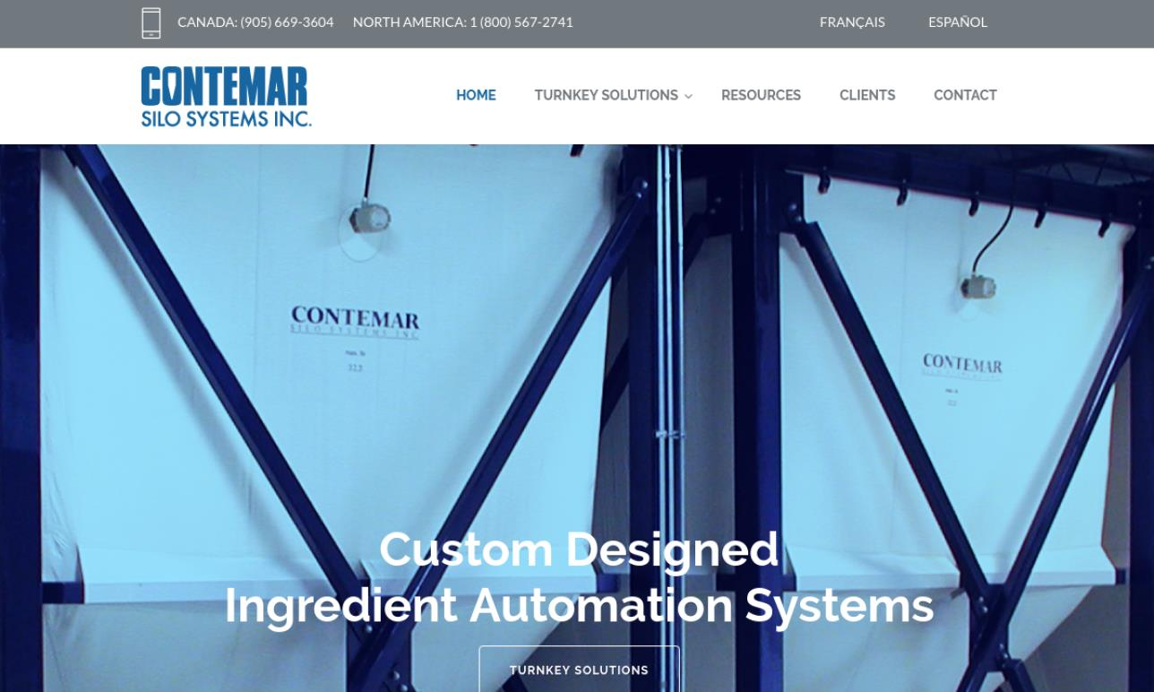 Contemar Silo Systems Inc.