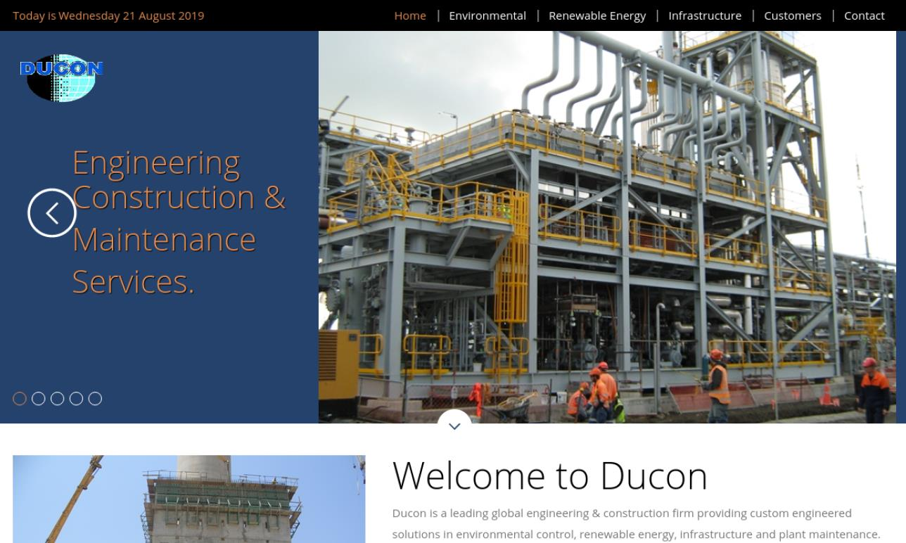 Ducon Technologies Inc.