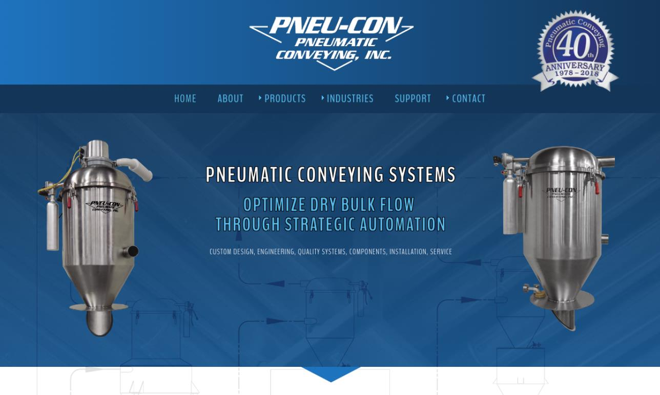 PNEU-CON/ Pneumatic Conveying Inc.