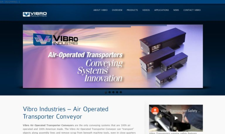 Vibro Industries, Inc.
