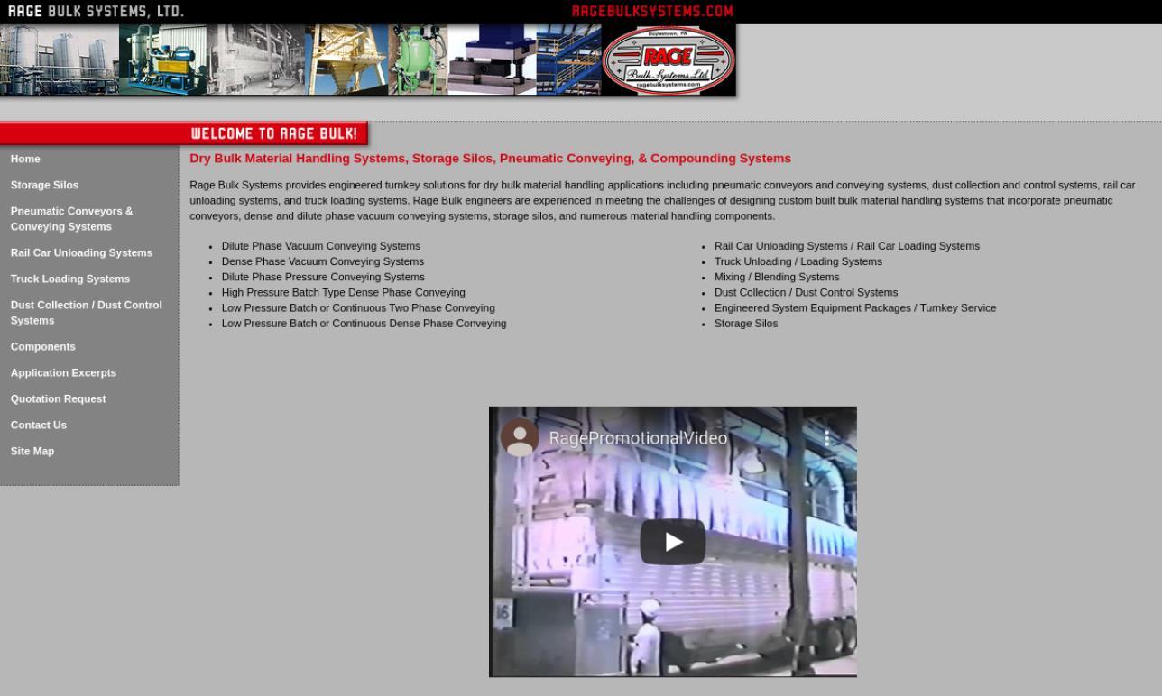 More Pneumatic Conveyor Manufacturer Listings