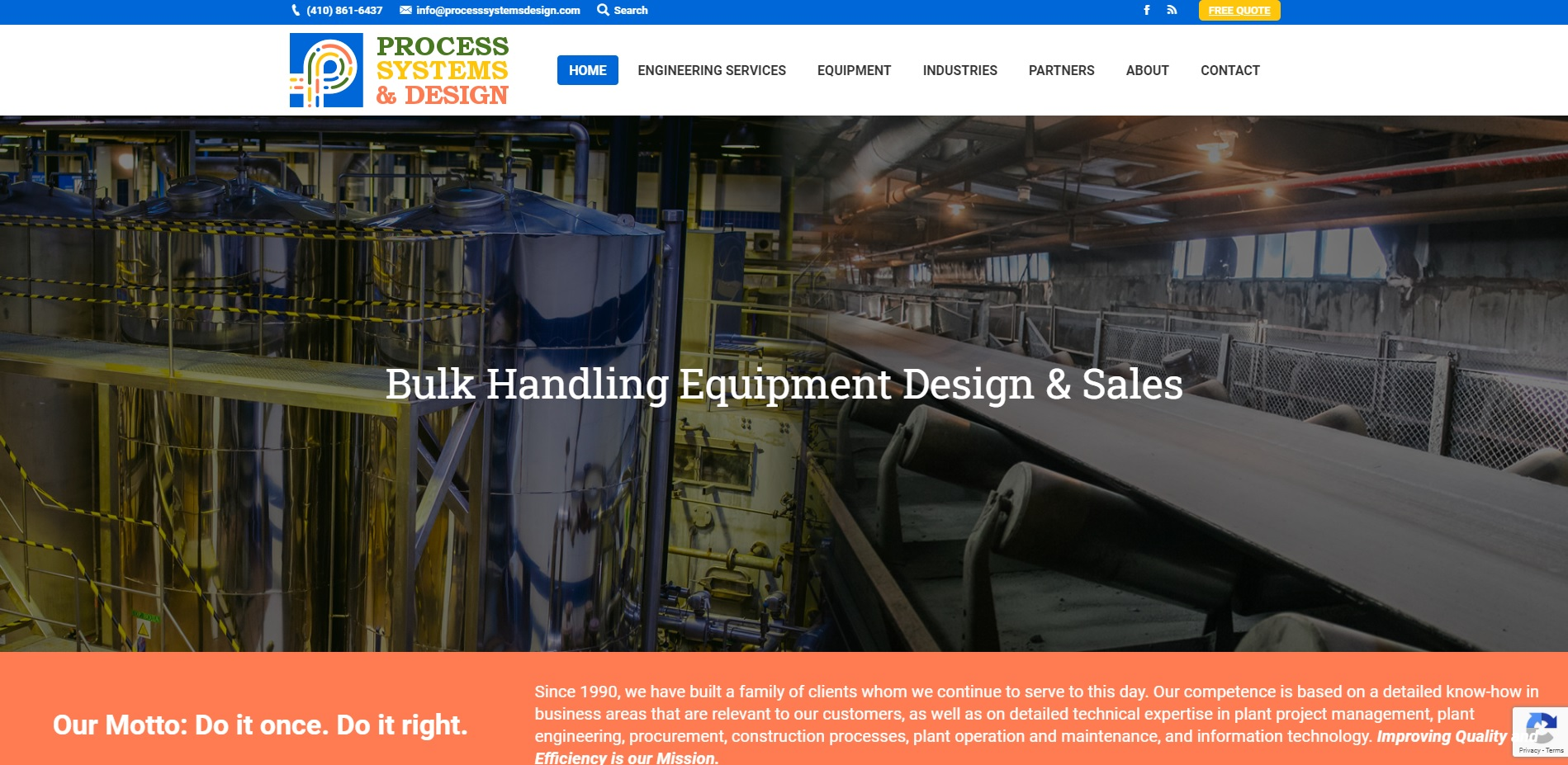 Process Systems and Design, Inc.