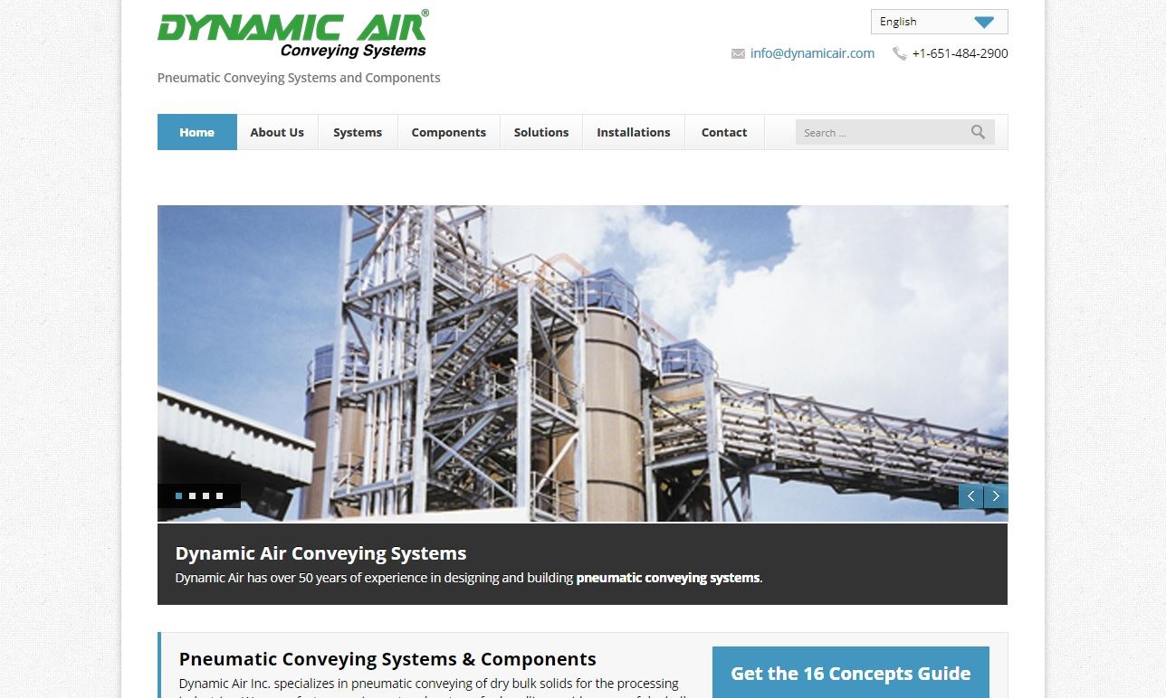 Dynamic Air Inc.